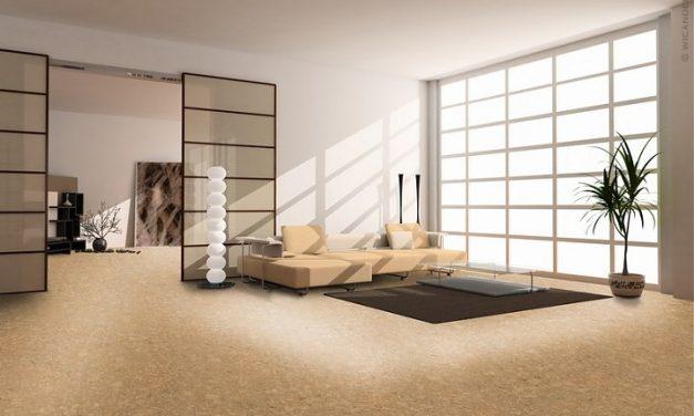 Предимства на подовите коркови настилки