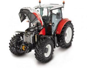 трактори кубота - Агро път 2011