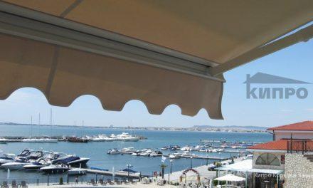 Рекламни тенти за елегантна визия на търговска площ. Вижте предложенията от Кипро.