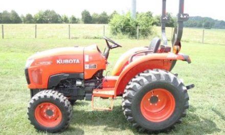 Предимството да работите с високопроизводителни мини трактори