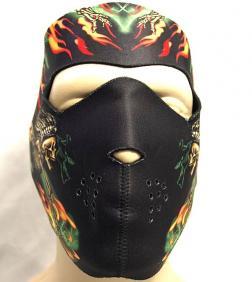 маска за мотор - мото маска