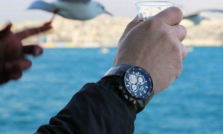 Формулата за добрия външен вид включва часовници Slazenger!