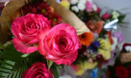 Цветя и лакомства – мечтата на всяка жена!