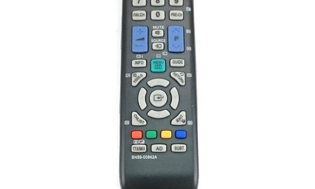 Какво да направим, когато дистанционното за телевизора се повреди?