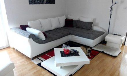 Ъгловият диван и неговите предимства
