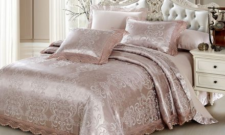 Искате промяна в спалнята? Купете си ново спално бельо.