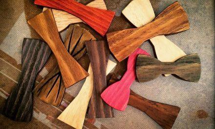 Дървени папионки