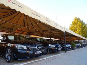 луксозни коли