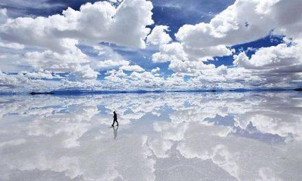 Където няма хоризонт – Салар де Уюни