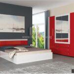 Спалните мебели с включен матрак са решението за бързо обзавеждане
